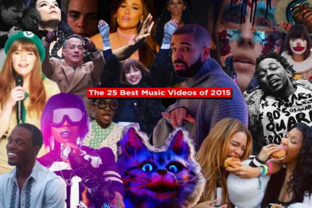 Spin Magazine Best Music Videos of 2015